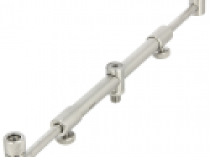 NGT Stainless Steel, Adjustable 20-30cm, 2 Rod Buzz Bar MTL NGT 090