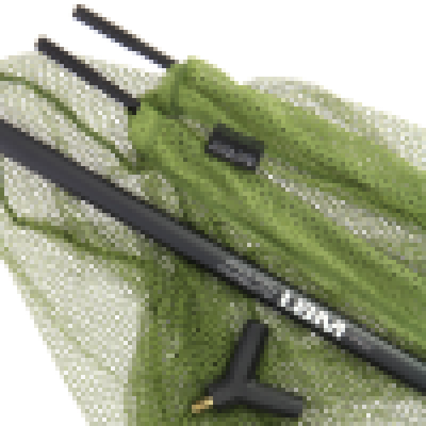 """Angling Pursuits 42"""" Net and Handle Combo - Net with 2m, 2pc Handle NGT 072"""